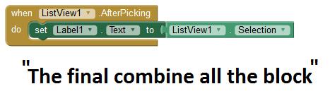 listviewfinalBlock